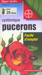 Insecticide Bayer 'Pucerons Syst�mique' (Confidor)   - flacon 12,5 ml