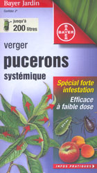 Insecticide Bayer 'Pucerons Syst�mique' (Confidor)   - flacon 50 ml