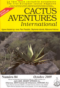 Cactus Aventures International 2009