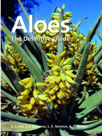 Aloe, the definitive guide (Carter, Lavranos, Newton, Walker)   - le volume relié